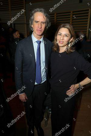 Jay Roach (Director) and Sofia Coppola