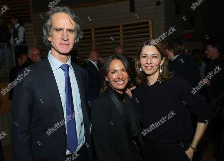 Jay Roach (Director), Susanna Hoffs, and Sofia Coppola