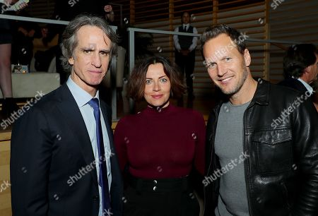 Jay Roach (Director), Dagmara Dominczyk and Patrick Wilson