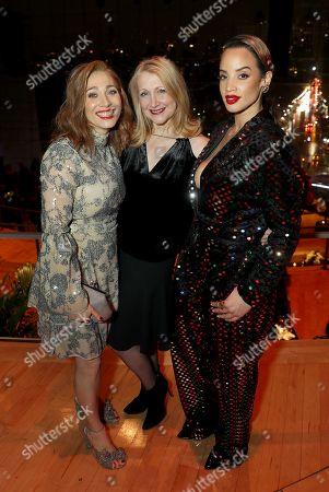 Regina Spektor, Patricia Clarkson and Dascha Polanco