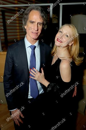 Jay Roach (Director) and Patricia Clarkson