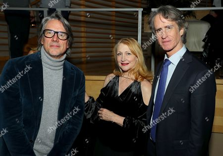 Charles Randolph (Writer), Patricia Clarkson and Jay Roach (Director)