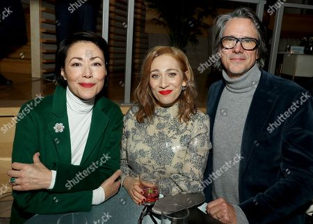 Ann Curry, Regina Spektor and Charles Randolph (Writer)