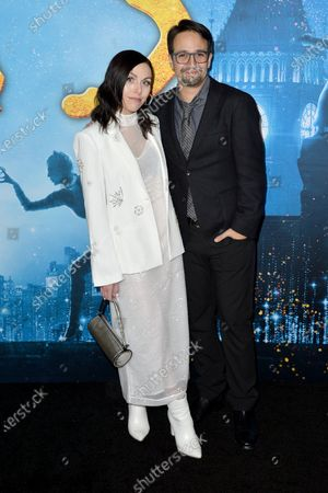 Editorial photo of 'Cats' film world premiere, Arrivals, Alice Tully Hall at Lincoln Center, New York, USA - 16 Dec 2019
