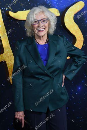 Stock Photo of Betty Buckley