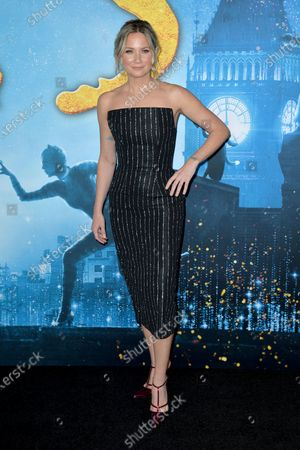 Editorial picture of 'Cats' film world premiere, Arrivals, Alice Tully Hall at Lincoln Center, New York, USA - 16 Dec 2019