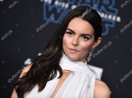 Editorial photo of 'Star Wars: The Rise of Skywalker' film premiere, Arrivals, TCL Chinese Theatre, Los Angeles, USA - 16 Dec 2019