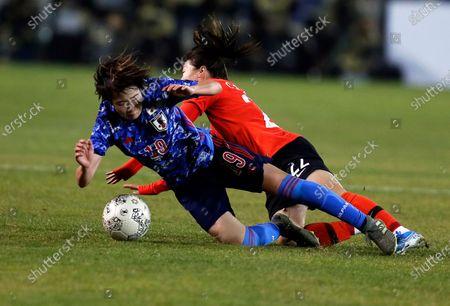 Editorial image of EAFF E-1 Football Championship 2019, Busan, Korea - 17 Dec 2019