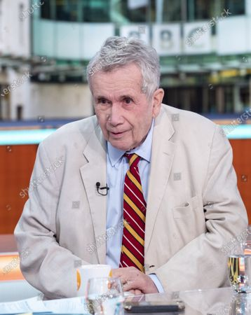 Stock Photo of Martin Bell