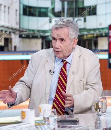 Editorial image of 'Good Morning Britain' TV show, London, UK - 17 Dec 2019