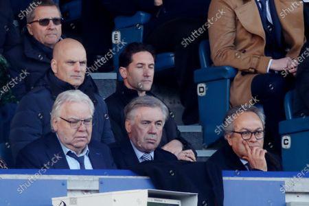 Editorial picture of Everton v Arsenal, Premier League, Football, Goodison Park, Liverpool, UK - 21 Dec 2019