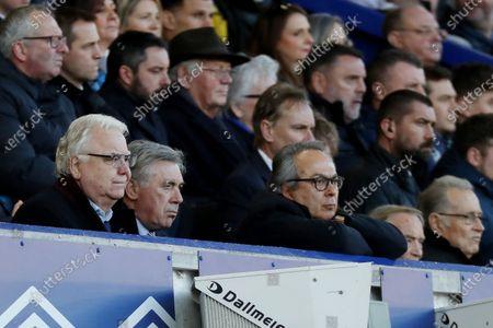 Editorial image of Everton v Arsenal, Premier League, Football, Goodison Park, Liverpool, UK - 21 Dec 2019