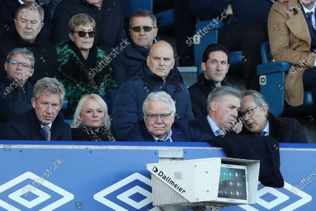 Editorial photo of Everton v Arsenal, Premier League, Football, Goodison Park, Liverpool, UK - 21 Dec 2019
