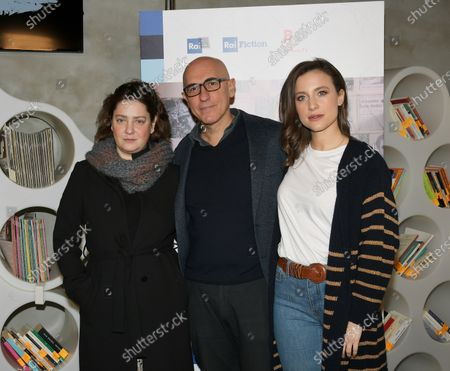 Editorial photo of 'I Remember, Piazza Fontana' film photocall, Milan, Italy - 10 Dec 2019