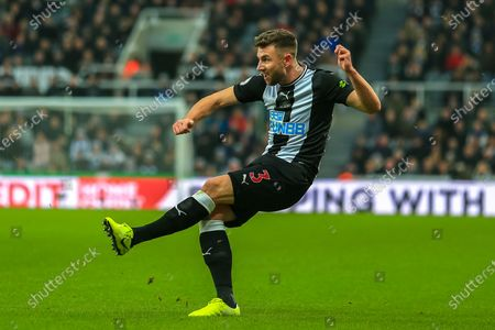 Editorial image of Newcastle United v Crystal Palace, Premier League, Football, St James' Park, Newcastle upon Tyne, UK - 21 Dec 2019