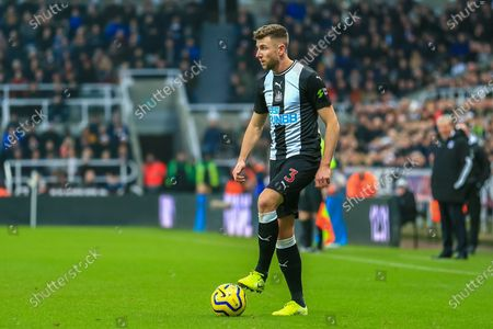 Editorial photo of Newcastle United v Crystal Palace, Premier League, Football, St James' Park, Newcastle upon Tyne, UK - 21 Dec 2019