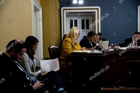 """Rep. Debbie Lesko (R-AZ) speaks House Committee on Rules hearing to consider H. Res. 755 """"Impeaching Donald John Trump, President of the United States, for high crimes and misdemeanors"""" in Washington on"""