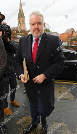 Welsh First Minister Carwyn Jones. - Inquest At Ruthin County Hall Ruthin Denbighshire Into The Death Of Former Welsh Cabinet Minister Carl Sargeant Who Was Found Dead At His Home In Connahs Quay In Nov. 2017.28/11/18.