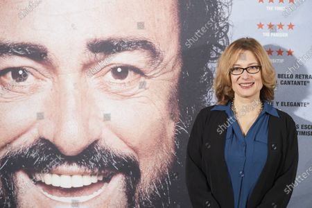Editorial photo of 'Pavarotti' film photocall, Madrid, Spain - 17 Dec 2019