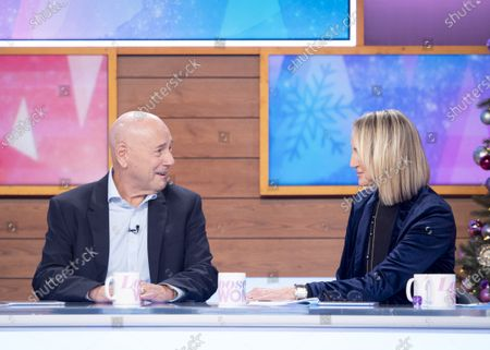Claude Littner, Carol McGiffin