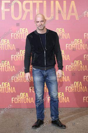 Stock Picture of Filippo Nigro