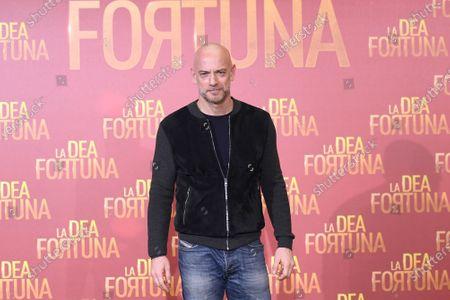 Editorial photo of 'La Dea Fortuna' film photocall, Rome, Italy - 17 Dec 2019