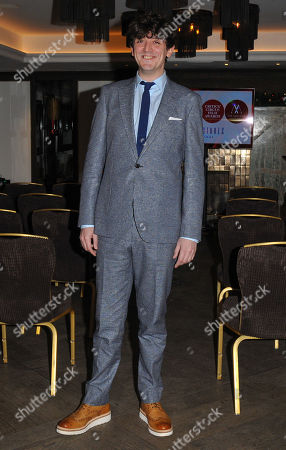 Editorial photo of The London Critics' Circle Film Awards nominations announcement, London, UK - 17 Dec 2019
