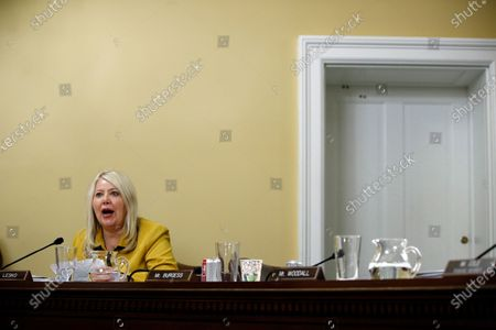 Rep. Debbie Lesko, R-Ariz., speaks during the House Rules Committee hearing on the impeachment against US President Donald J. Trump, on Capitol Hill in Washington, DC, USA, 17 December 2019.