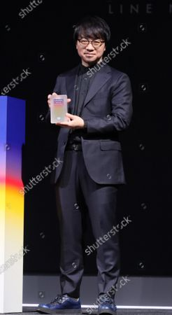 Editorial image of Line News Awards, Tokyo, Japan - 16 Dec 2019