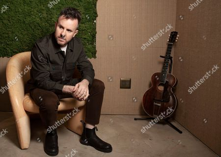 Ricky Reed poses for a portrait in Los Angeles