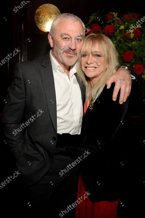 Carl Douglas and Jo Wood