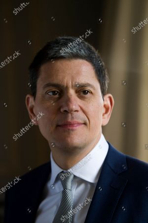 David Miliband to receive the Human Rights Award 2019., David Wright Miliband PC is chief executive of the International Rescue Committee and public policy analyst. A former British Labour Party politician, who was the Secretary of State for Foreign and Commonwealth Affairs