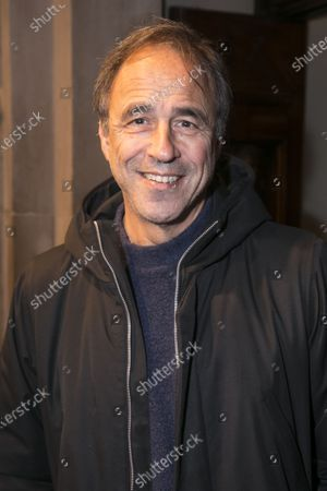 Editorial picture of 'Curtains The Musical' arrivals, Press Night, London, UK - 17 Dec 2019
