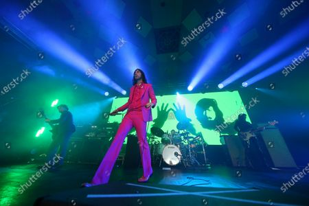 Editorial picture of Primal Scream in concert at The Glasgow Barrowland Ballroom, Glasgow, Scotland, Britain - 17 Dec 2019