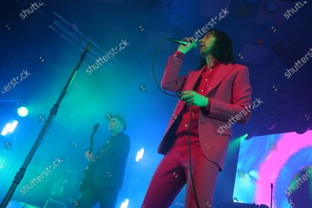 Primal Scream - Andrew Innes and Bobby Gillespie