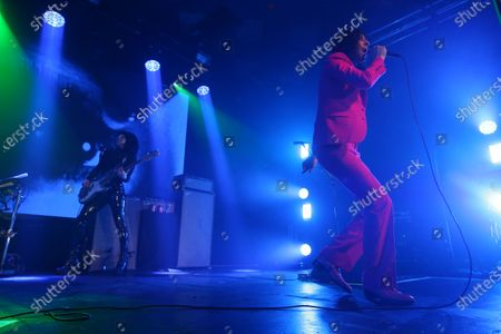 Editorial image of Primal Scream in concert at The Glasgow Barrowland Ballroom, Glasgow, Scotland, Britain - 17 Dec 2019