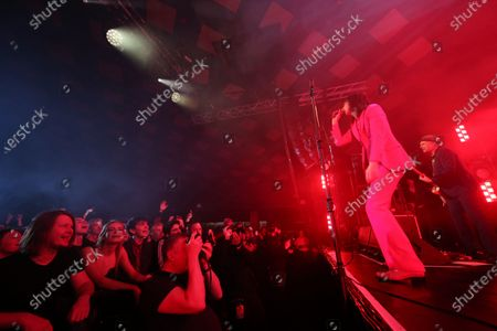 Primal Scream - Bobby Gillespie and Andrew Innes