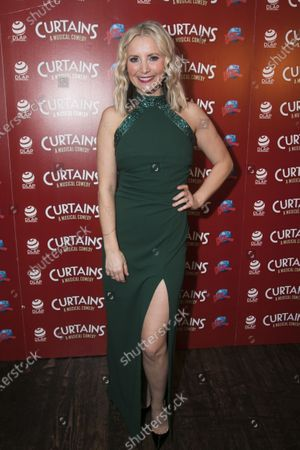 Editorial picture of 'Curtains The Musical' party, Press Night, London, UK - 17 Dec 2019