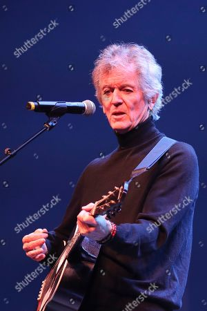 Stock Image of Rodney Crowell performs at Christmas at the Ryman at Ryman Auditorium,, in Nashville, Tenn