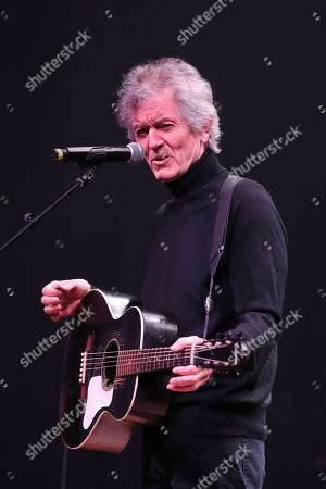 Stock Picture of Rodney Crowell performs at Christmas at the Ryman at Ryman Auditorium,, in Nashville, Tenn
