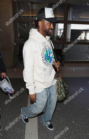 Stock Photo of Big Sean (Michael Leonard Anderson)