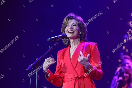 Editorial image of Amy Grant and Vince Gill in Concert - , TN, Nashville, USA - 17 Dec 2019