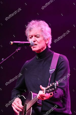 Stock Photo of Rodney Crowell performs at Christmas at the Ryman at Ryman Auditorium,, in Nashville, Tenn