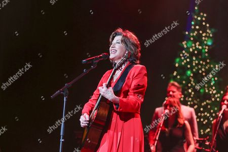 Amy Grant performs at Christmas at the Ryman at Ryman Auditorium,, in Nashville, Tenn