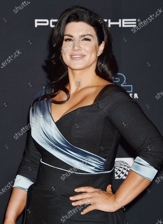 Stock Picture of Gina Carano