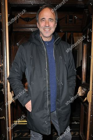 Stock Picture of Anthony Horowitz