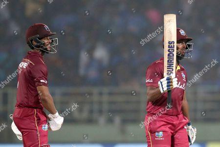 Editorial picture of West Indies Cricket, Visakhapatnam, India - 18 Dec 2019