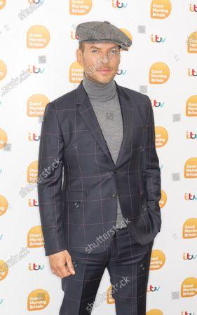 Editorial image of 'Good Morning Britain' TV show, London, UK - 18 Dec 2019