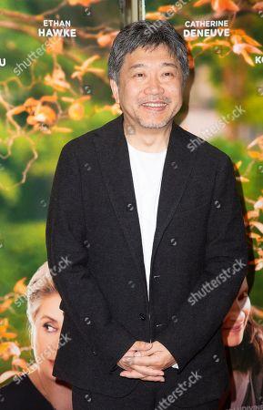 Stock Photo of Hirozaku Kore-eda