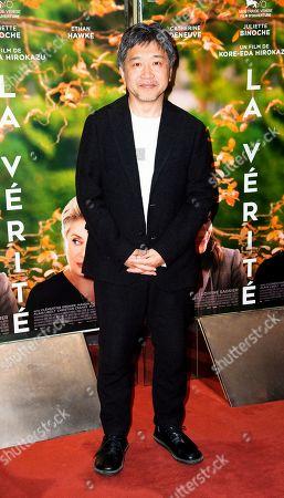 Editorial picture of 'La Verite' film premiere, Paris, France - 17 Dec 2019